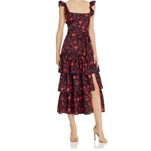 Worn once likely floral dress